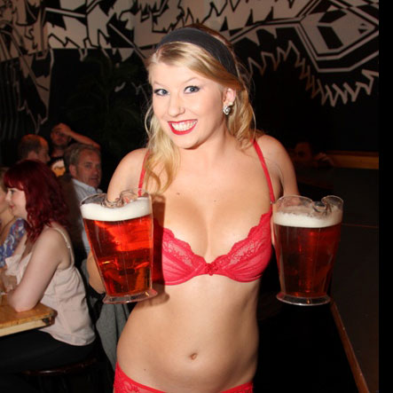 Topless Barmaids Melbourne