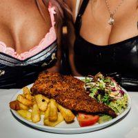 Chicken Breast schnitzels