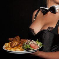 Schnitzel n French Maid