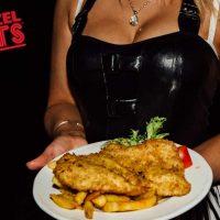 schnitzel n tits melbourne restaurant