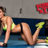 felicity banks gym workout