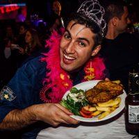 schnitz n tits luau party in august
