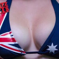 Australia Day Boobs