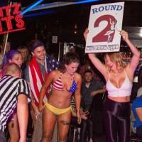 corner ring girl wrestling