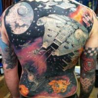 schnitz wars tattoo 3