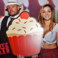 host topless waitress birthday