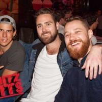 patrons mates goodtime weekend