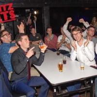 schnitzntits experience friday fun cheering crowd