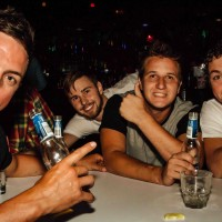 lads night
