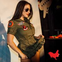 Imogen Top Gun Mega Babes