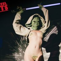 may yoda burlesque star wars