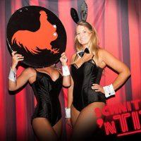 playboy bunnies schnitzel n tits melbourne