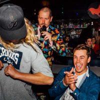 friday night september drinks mates