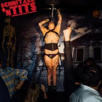 friday night frights in november sword swallower