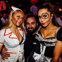 friday night frights in november topless waitress melbourne