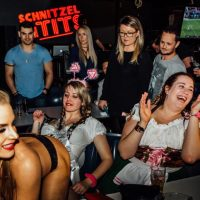 oktoberfest in october group booking birthday hens night