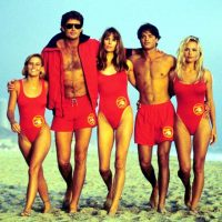 birthday party themes Beach Party Baywatch