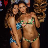 birthday party themes bikini babes