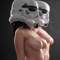 birthday party themes stormtrooper titties