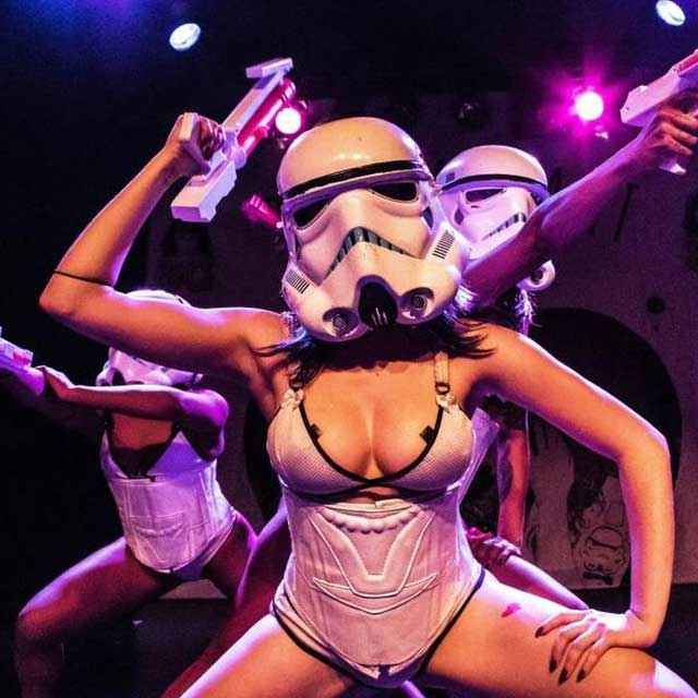 birthday party themes stormtroopers sexy